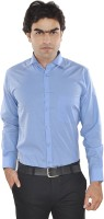 Reliable Traders Formal Shirts (Men's) - Reliable Trader's Men's Solid Formal Dark Blue Shirt