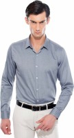 Only Vimal Formal Shirts (Men's) - Only Vimal Men's Solid Formal Black Shirt