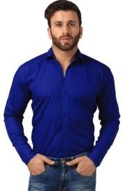agarwal enterprices Boys Solid Lounge Wear Blue Shirt