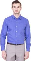 Ocean Trench Formal Shirts (Men's) - Ocean Trench Boys, Men's Solid Formal Blue Shirt