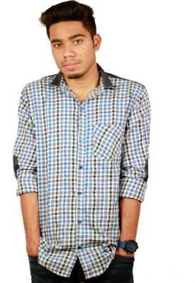 Etyhas Collections Men's Solid Casual Multicolor Shirt