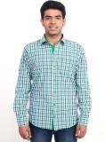 Solzo Men's Checkered Casual Multicolor ...