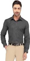 Imagica Formal Shirts (Men's) - Imagica Men's Solid Formal Black Shirt