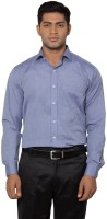 Urban Culture Formal Shirts (Men's) - Urban Culture Men's Solid Formal Purple Shirt