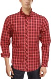 Roar and Growl Men's Checkered Formal Re...