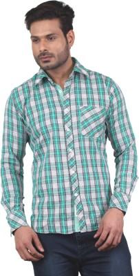 Tabard Men's Checkered Casual Multicolor Shirt