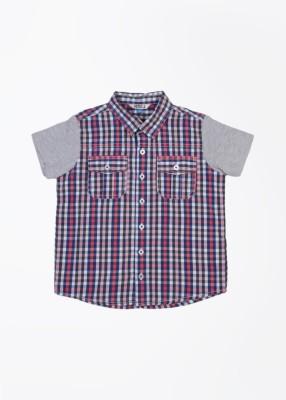 People Boy's Casual Shirt