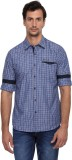 Classic Polo Men's Checkered Casual Mult...