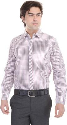 Cinchstore Men's Checkered Formal Multicolor Shirt