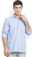 Bay Ridge Formal Shirts (Men's) - Bay Ridge Men's Solid Formal Blue Shirt