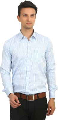Stylox Men's Solid Casual White Shirt