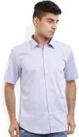 Odin Formal Shirts (Men's) - Odin Men's Solid Formal Blue Shirt