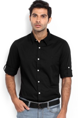 Roadster Alonso Men's Solid Casual Shirt