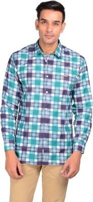 GARGI FASHIONS Men's Checkered Casual Multicolor Shirt