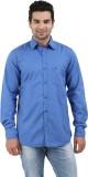 Haberfield Men's Solid Casual Light Blue...