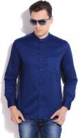 Indigo Nation Street Formal Shirts (Men's) - Indigo Nation Street Men's Solid Formal Shirt