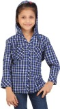 Life by Shoppers Stop Girls Checkered Ca...
