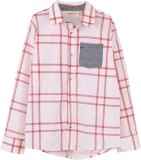 My Little Lambs Boys Checkered Casual Re...