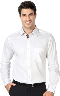Badstreet Boys Men's Solid Formal Shirt