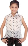 Life by Shoppers Stop Girls Printed Casu...