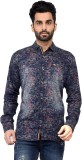 Ranger Men's Printed Casual Multicolor S...