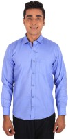 Chronax Formal Shirts (Men's) - CHRONAX Men's Solid Formal Light Blue Shirt