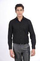 Arihant Formal Shirts (Men's) - Arihant Men's Solid Formal Black Shirt