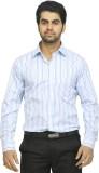 Richlook Men's Striped Casual Multicolor...