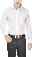 Black Mirror Formal Shirts (Men's) - Black Mirror Men's Solid Formal Linen Multicolor Shirt