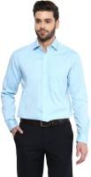 Cobb Formal Shirts (Men's) - COBB Men's Solid Formal Light Blue Shirt