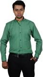 The Mods Men's Solid Casual Green, Dark ...