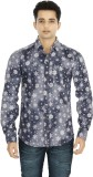 Binnote Men's Printed Casual Multicolor ...