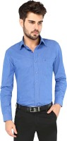 Imagica Formal Shirts (Men's) - Imagica Men's Solid Formal Light Blue Shirt