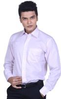 Speak Formal Shirts (Men's) - Speak Men's Checkered Formal Pink, White Shirt