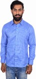 Urban Grandeur Men's Checkered Formal Li...