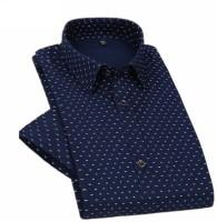 Glamdoll Formal Shirts (Men's) - Glamdoll Men's, Boys Solid Formal Blue Shirt