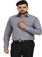 Tt Formal Shirts (Men's) - TT Men's Solid Formal Grey Shirt