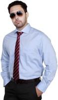 Port Formal Shirts (Men's) - Port Men's Solid Formal Blue Shirt