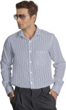 Willmohr Men's Striped Casual Linen Mult...
