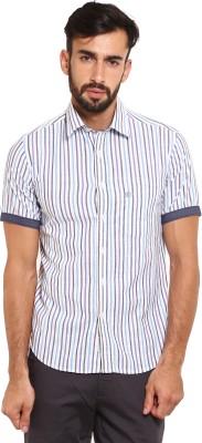 Classic Polo Men's Striped Casual Multicolor Shirt