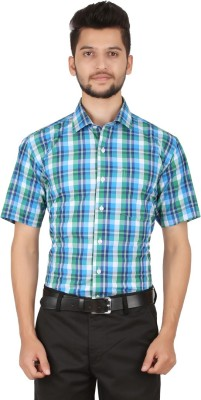 Stylo Shirt Men's Checkered Casual Multicolor Shirt