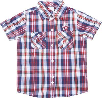 Max Boy's Casual Shirt