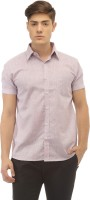 Jogur Formal Shirts (Men's) - Jogur Men's Solid Formal Pink Shirt