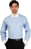 Brooks Brothers Men's Striped Formal Blu...
