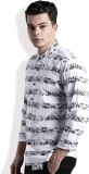 Kook N Keech Men's Striped Casual White,...