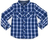 Mothercare Boys Checkered Casual White, ...