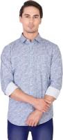 Feel It Formal Shirts (Men's) - Feel It Men's Printed Formal Multicolor Shirt