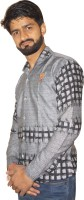 Catch My Style Formal Shirts (Men's) - Catch My Style Men's Printed Formal Multicolor Shirt