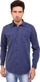 Bombay Casual Jeans Men's Solid Casual D...