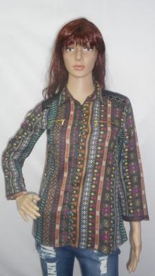 umesh fashions Women,s Printed Casual Multicolor Shirt